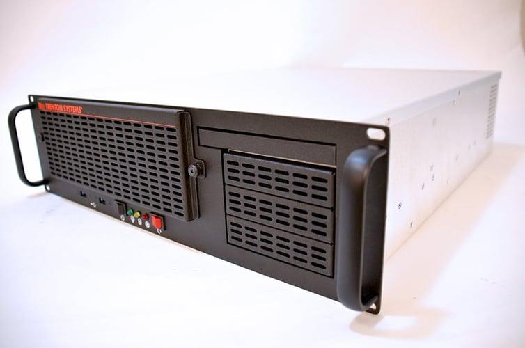 Trenton Systems' TRC3010 rugged server