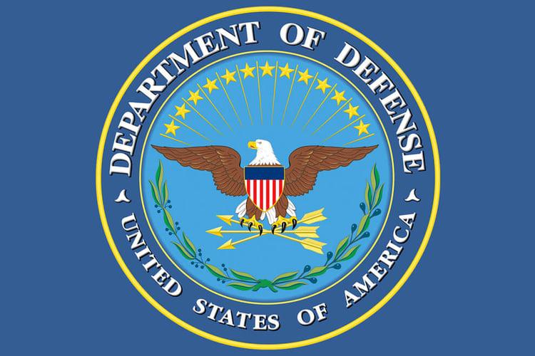 United States Department of Defense Logo MIL-STD-810