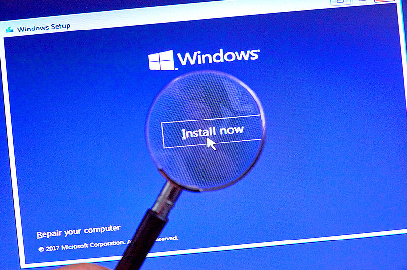 Installation of Windows 10 Operating System (OS)