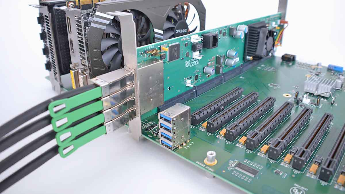 PRESS RELEASE: Gain more PCIe slots with a new PCIe Expansion Kit by Trenton Systems