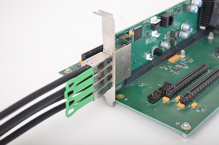 Gain more PCIe slots with a new PCIe Expansion Kit by Trenton Systems