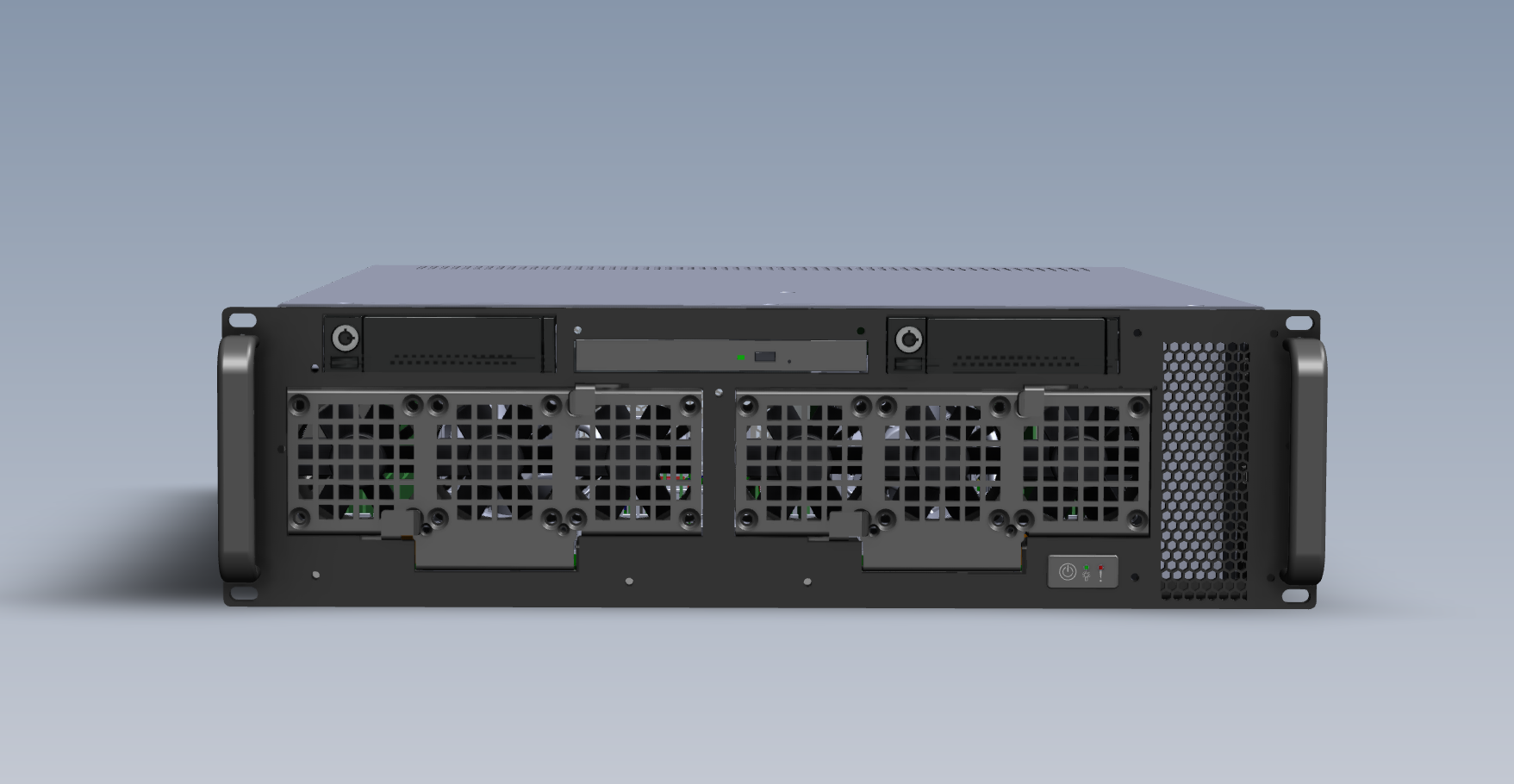 PRESS RELEASE: Step into the future with Trenton Systems' next-gen dual Xeon® 3U BAM Server
