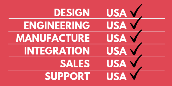 US-Made Manufacturer