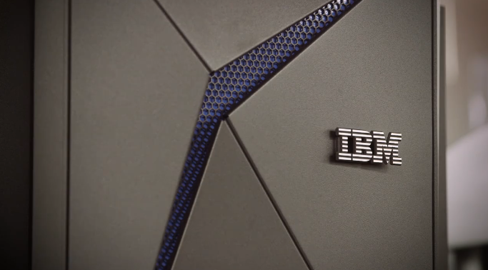 Timelapse Build of IBM's Z14 Mainframe