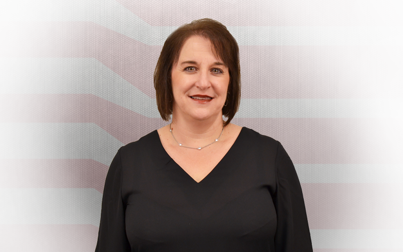 Toni Hauck, director of quality control