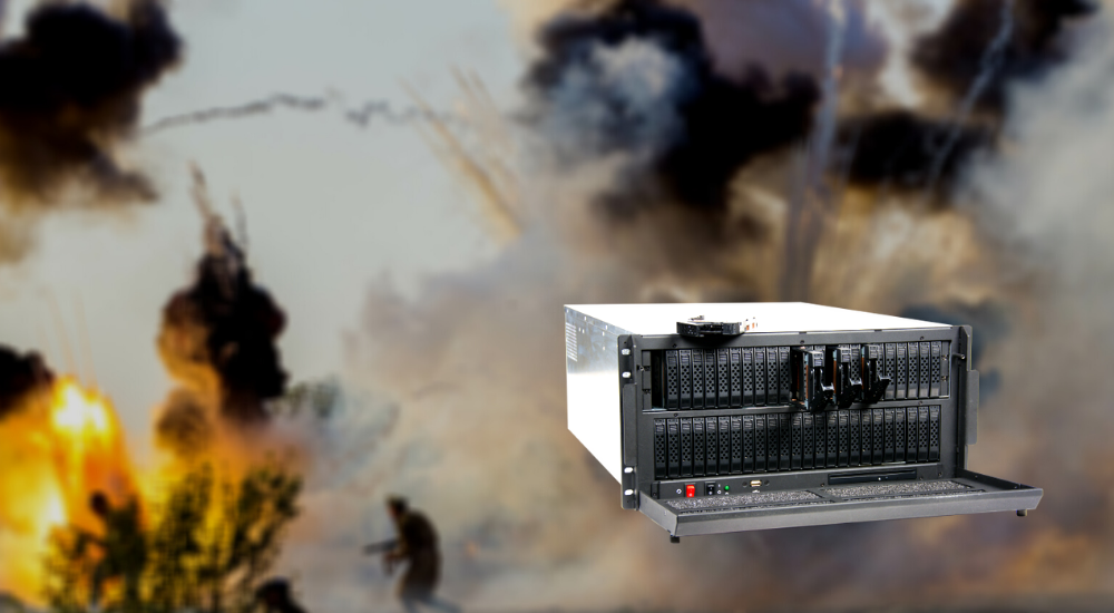 Tactical Edge Servers: Helping the Military Dominate the Battlespace