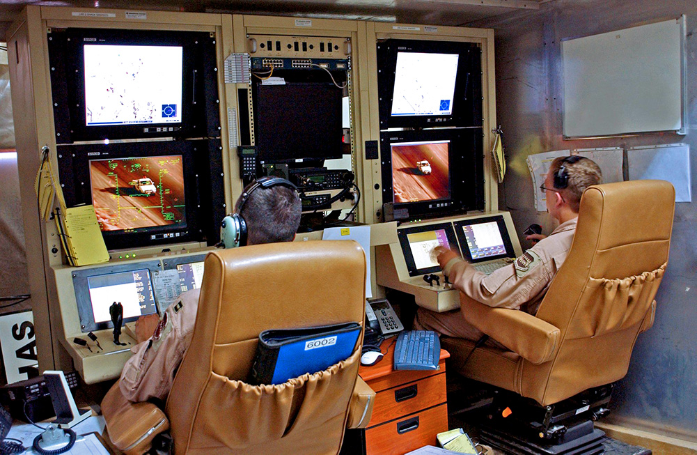 Ground Control Stations: The Lifeblood of Remotely Piloted Aircraft