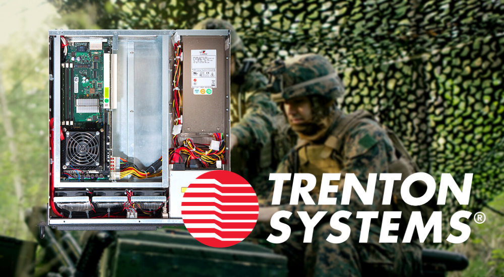 Trenton Systems Supplies 500+ Rugged Computers for Military SATCOM