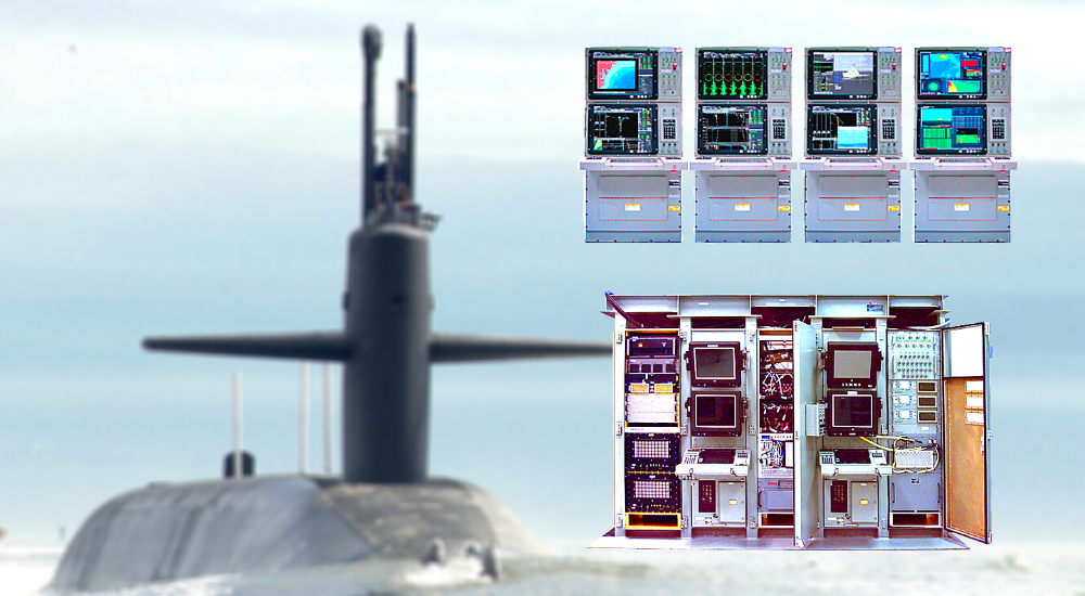 U.S. Navy Submarine Technology: Electronic Warfare, Combat, Sonar, & Imaging Systems Explained